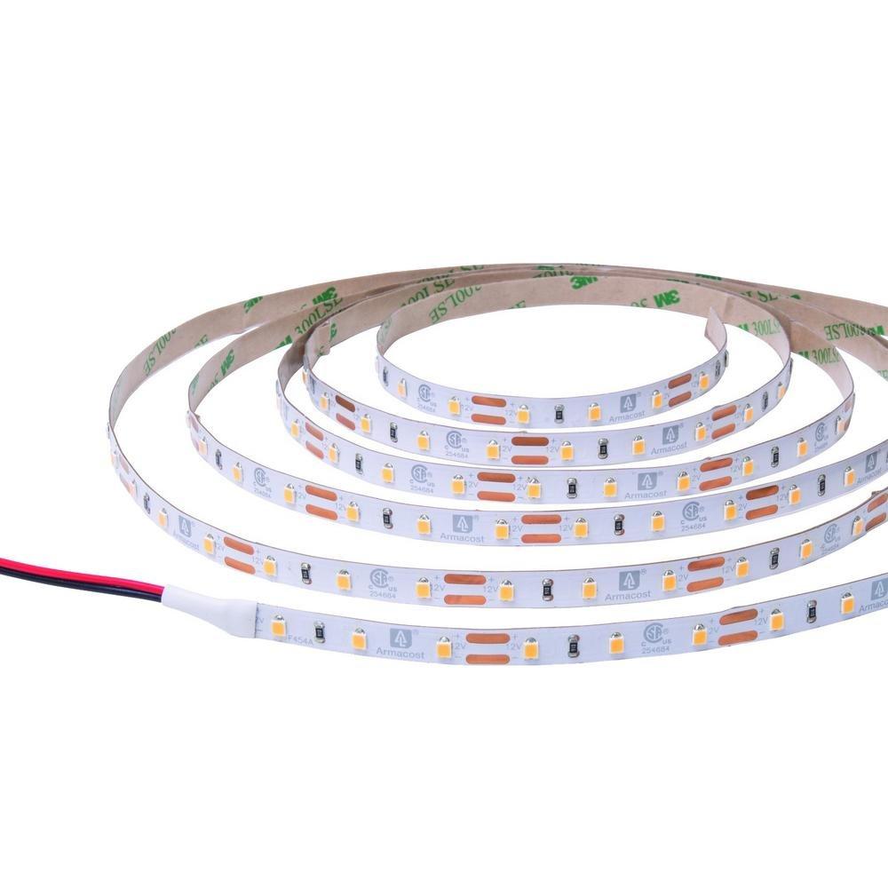 Armacost Lighting 8.2 ft. Soft White LED Tape Light R132110
