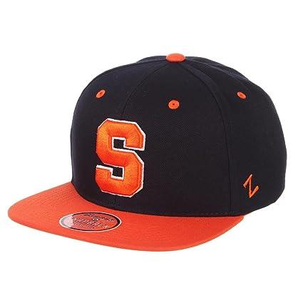 newest c8601 5b429 Zephyr Syracuse University Z11 Snapback Hat (Adult)