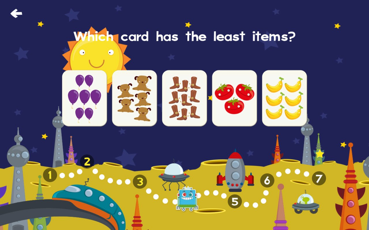 Animal Math Games For Free First Grade And Kindergarten Learning