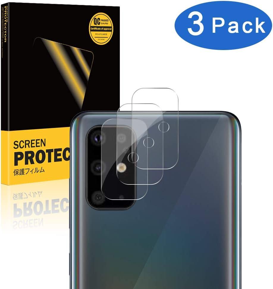 A-VIDET Protector Cámara Samsung Galaxy A51,Cámara Trasera Lente ...