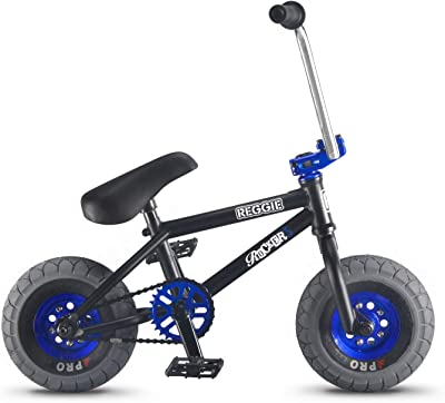 REGGIE Rocker BLACK Mini BMX