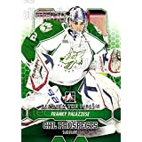 Franky Palazzese Hockey Card 2012-13 Between The Pipes #72 Franky Palazzese