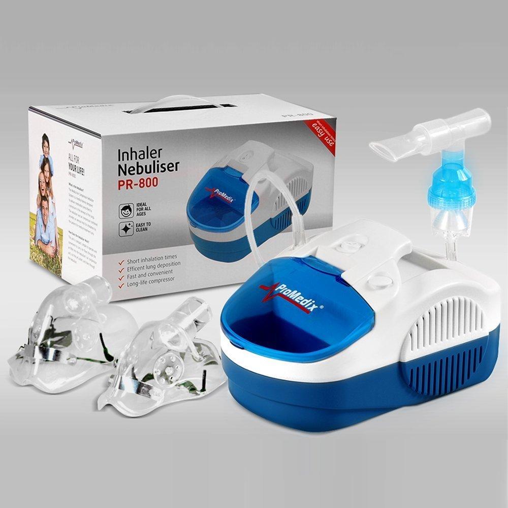 Promedix Pr inhalador para inhalación de medicamentos líquidos inhalador