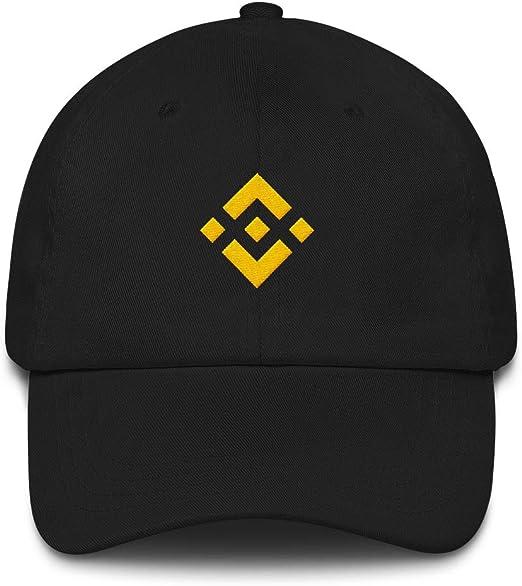 Bitcoin Sweatshirts Binance BNB Cryptocurrency - Hat Black ...