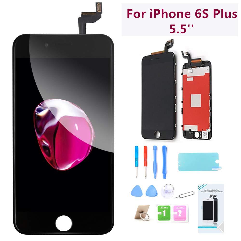 Ibaye - Reemplazo de Pantalla iPhone 6s Plus 5.5 Táctil LCD con Herramientas de