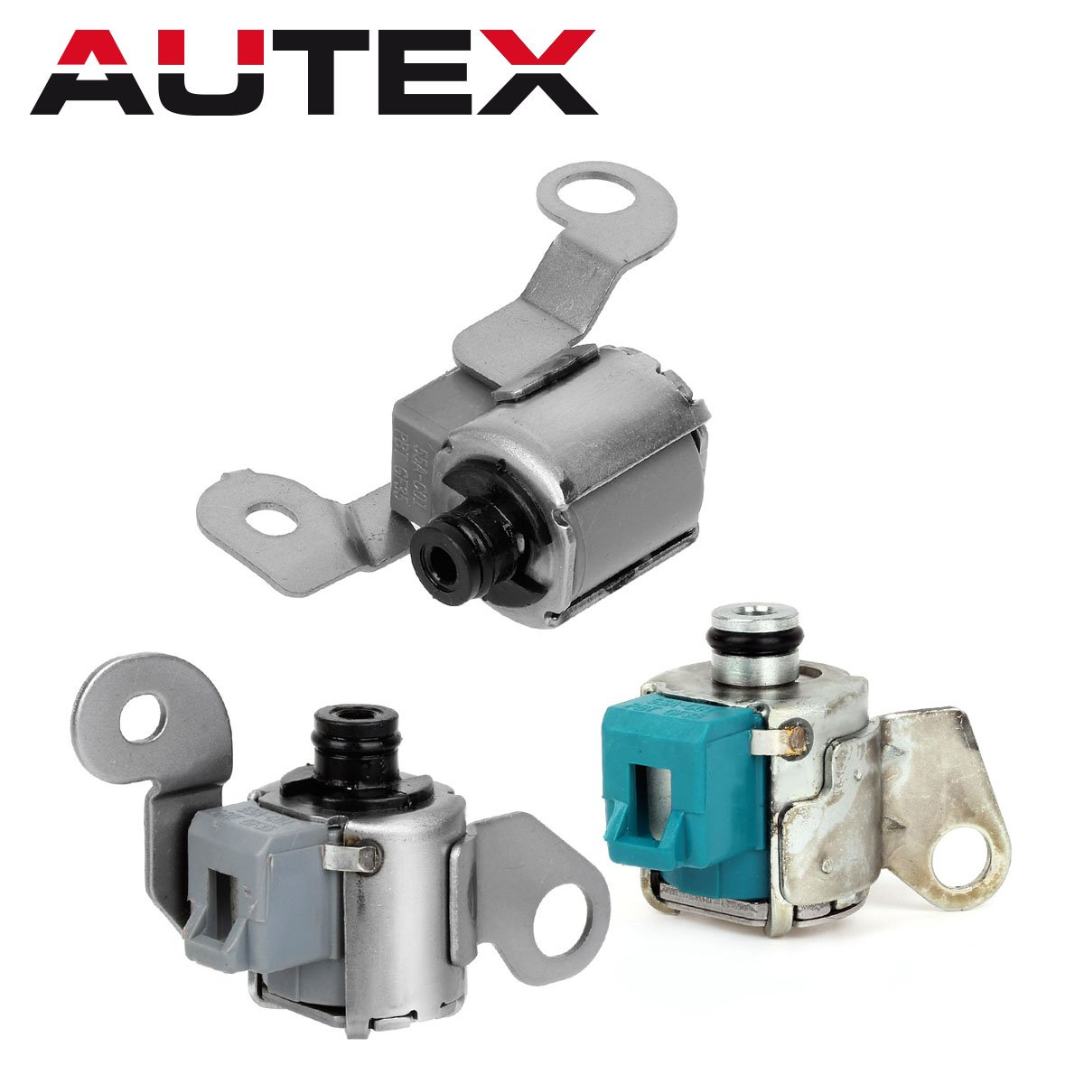 AUTEX A340E A343F Shift Solenoid 8542030110 Compatible With Lexus LX470 & Toyota Land Cruiser 2000-2002/Toyota 4 Runner & Tacoma 2000 2001 2002 2003 2004/Toyota Tundra & Sequoia 2001 2002 2003 2004