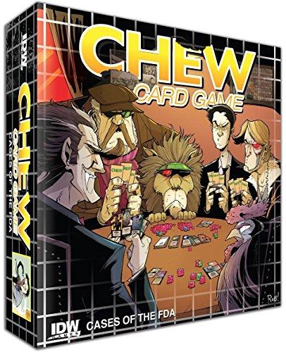Chew Cases of The FDA Game ()