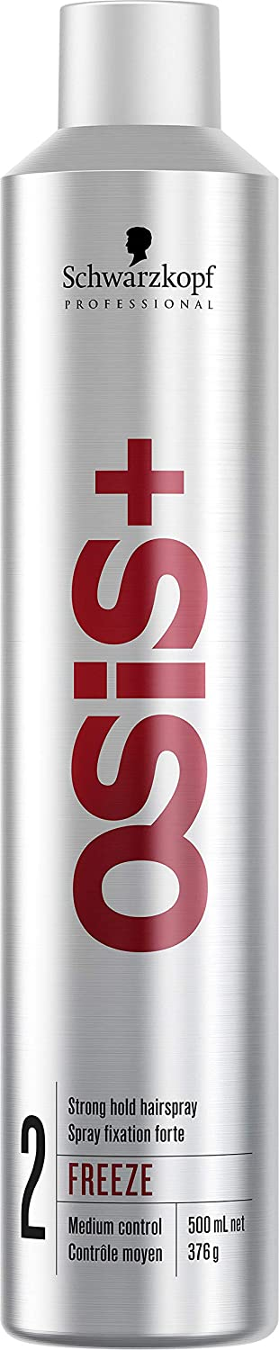 Schwarzkopf Osis Elastic Flexible Spray para el Pelo - 300 ml
