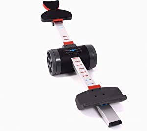 ARC-NRG PushUp - Revolutionary Assisted Push Up Machine! Full Core/Body Workout. Sculpt & Strengthen Core, Arms, Shoulders, Back & more/Workout at home/control the resistance - do more, do 'em better!