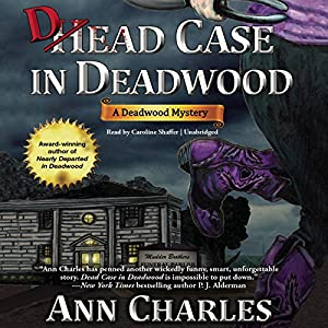 Dead Case in Deadwood Audiobook