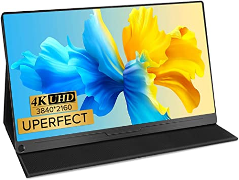 UPERFECT Truely 4K Computer Monitor, 15.6