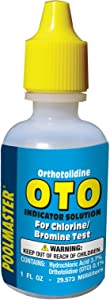 Poolmaster 23243 1-Ounce OTO Indicator Replacement Solution