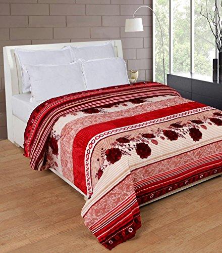 Zesture Bring Home Zesture supersoft and warm flenal blanket