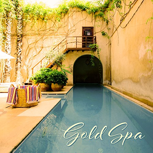 Gold Spa - Relaxing Nature Sounds, Pure Massage, Therapy for Body, Deep Relief, Soothing - Dora White Gold