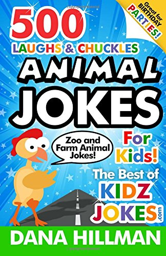 Animal Jokes: The Best of KidzJokes.com