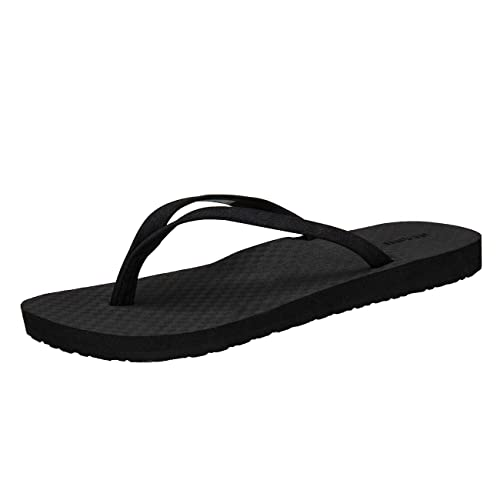 5c600f128 URRAX Women s Slim Flip Flops Beach Sandals Thong Summer Slippers