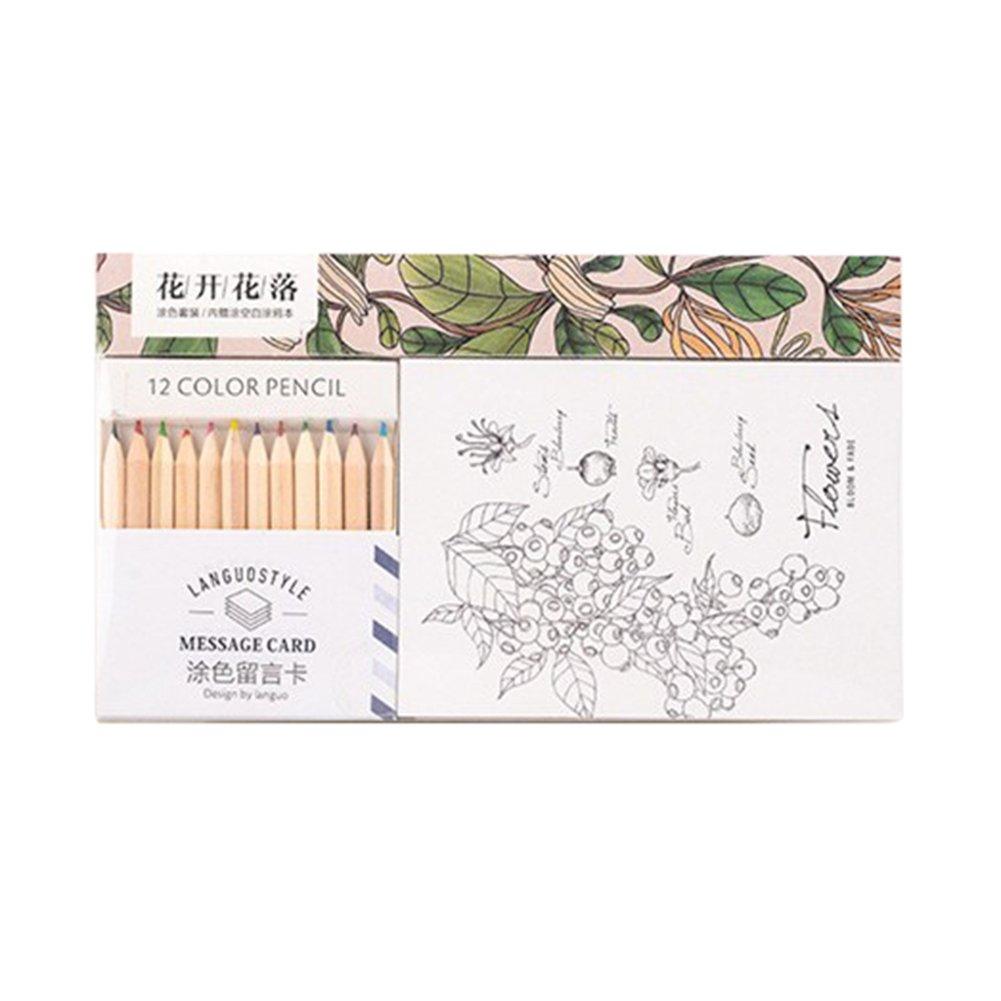 使い勝手の良い Yidingはがき with、クリエイティブ手描きはがきカラーリンググリーティングカードColoring Book Set withペン B079DMNBD6 10.5** 14.8cm (12 with pen) 10.5* 14.8cm (12 with pen) Flowers blooming series B079DMNBD6, Baseball Park STAND IN:419e3dec --- a0267596.xsph.ru