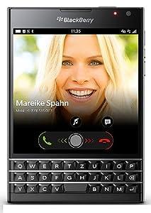 BlackBerry Passport Factory Unlocked Cellphone, International Version, 32GB, Black