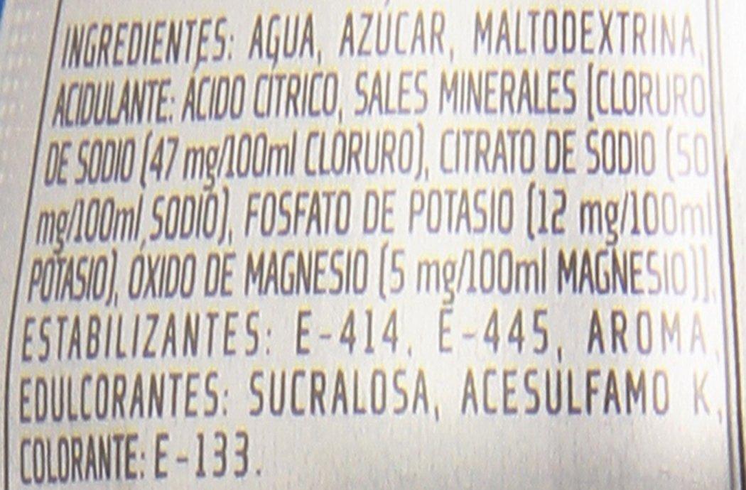 Gatorade Cool Blue Bebida Para Deportistas - 500 ml: Amazon.es: Alimentación y bebidas