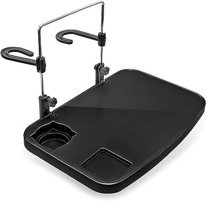 Mesa plegable para coche 35,5 x 23,5 x 2 cm Mesa para laptop ...