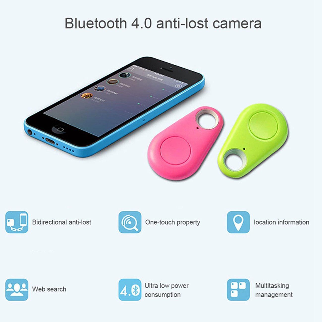 Amazon.com: gertong Mini Smart niños localizador dispositivo ...