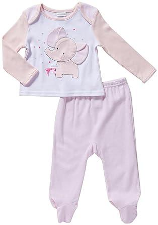 37c646400cf0 Amazon.com  absorba Baby Elephant Footed Pant Set  Clothing