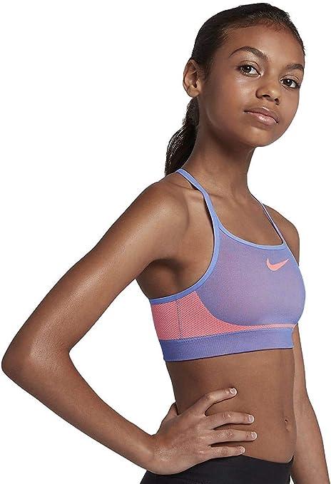 Nike Girls G Seamless Dry Sports Bra