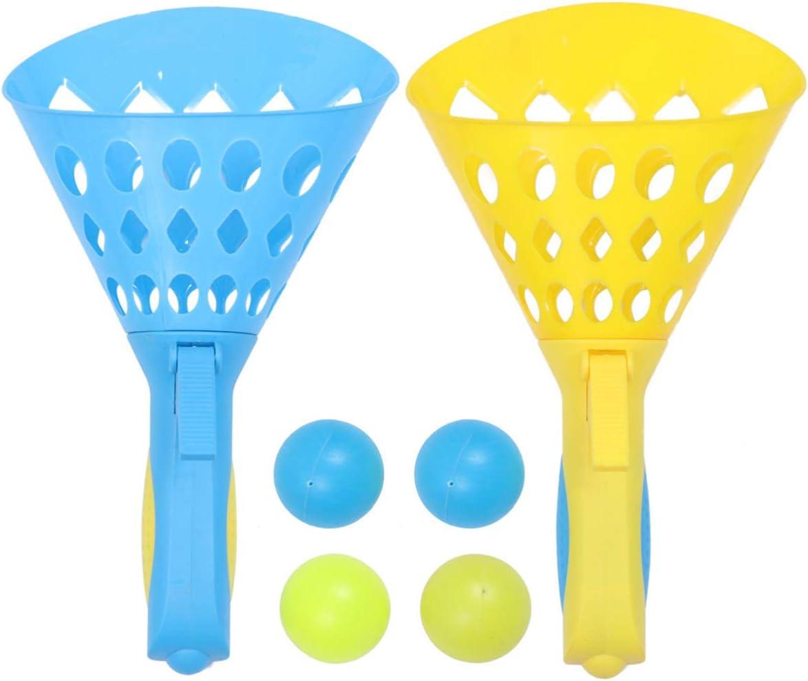 Conjunto de cesto e lançador de tênis, Besportble