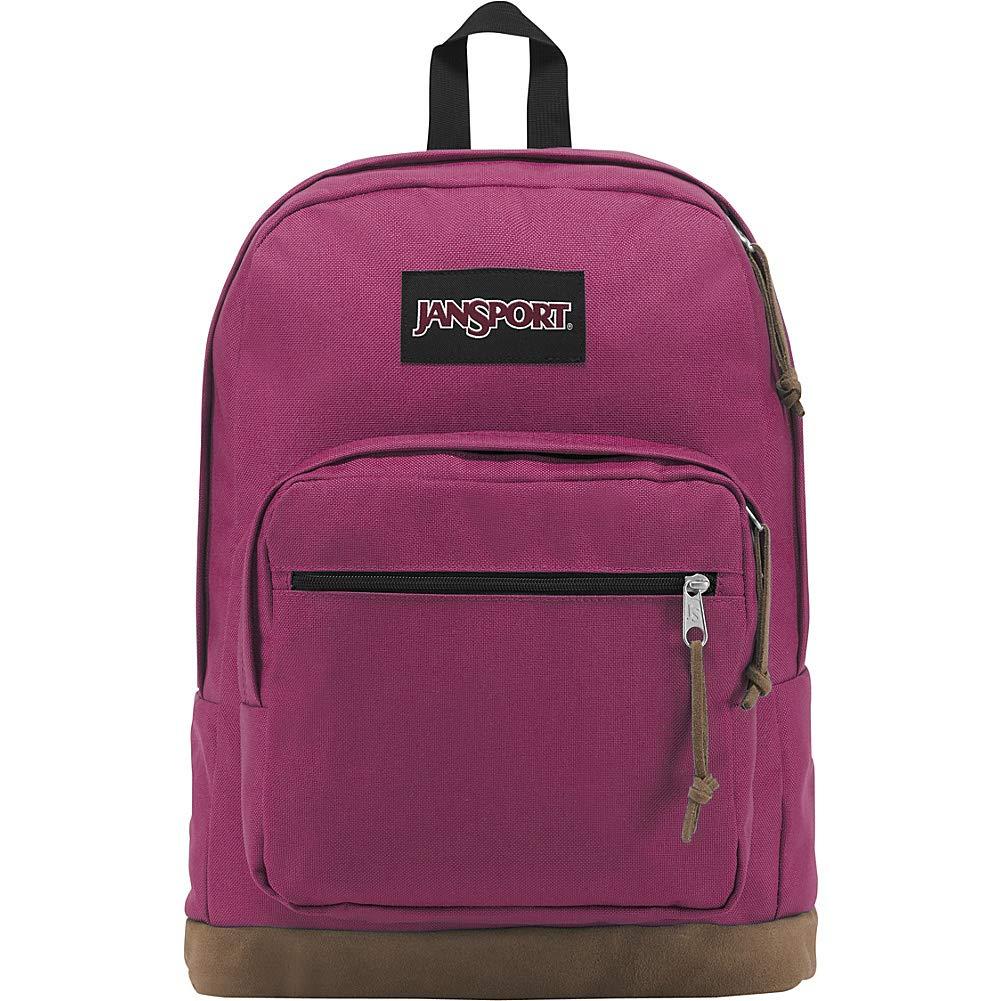JanSport Right Pack Laptop Backpack JanSport Right Pack Laptop Backpack Black JS00TYP7