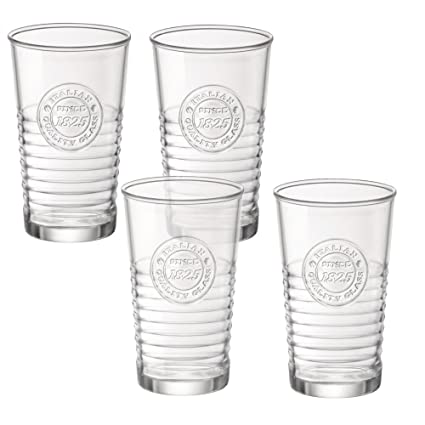 Amazoncom Bormioli Rocco G Officina Water Glass - What is a dealer invoice rocco online store