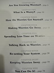 What do i worry about overcoming worries