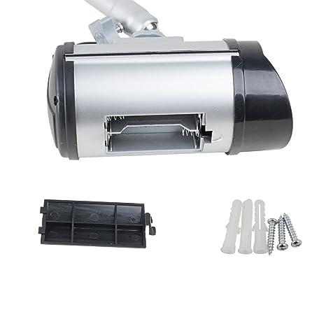 Amazon.com: eDealMax pistola simulada falsa seguridad de la vigilancia CCTV cámara domo al aire Libre de Interior Con UNA luz LED + Cuidado ACCIONADO alerta ...