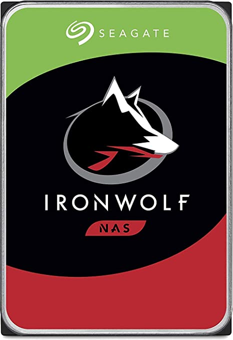 Seagate IronWolf, 4TB, NAS, Unidad de disco duro interna, HDD, 3.5 ...
