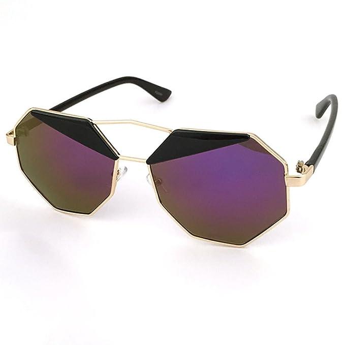 Polygon Männer Und Frauen Jurte Mode Persönlichkeit Bequem Hoch Entwickelt Sonnenbrillen Sonnenbrillen ,B
