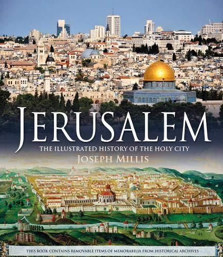 Jerusalem: The Illustrated History of the Holy City ebook