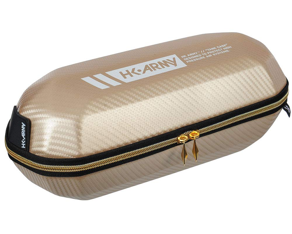 HK Army Exo Series Paintball Tank Case (Gold) by HK Army