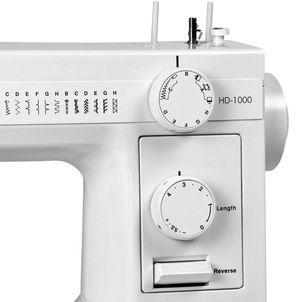 Janome HD1000 Heavy-Duty Sewing Machine