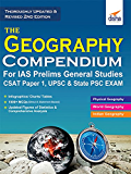 The Geography Compendium for IAS Prelims General Studies CSAT Paper 1, UPSC & State PSC 2nd Edition