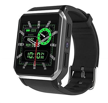 Kireov Smartwatche Smart Watch Cámara Teléfono SIM Reloj WiFi ...