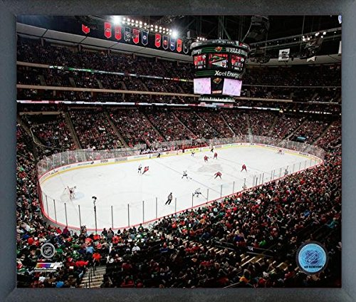 (Xcel Energy Center Minnesota Wild NHL Photo (Size: 17