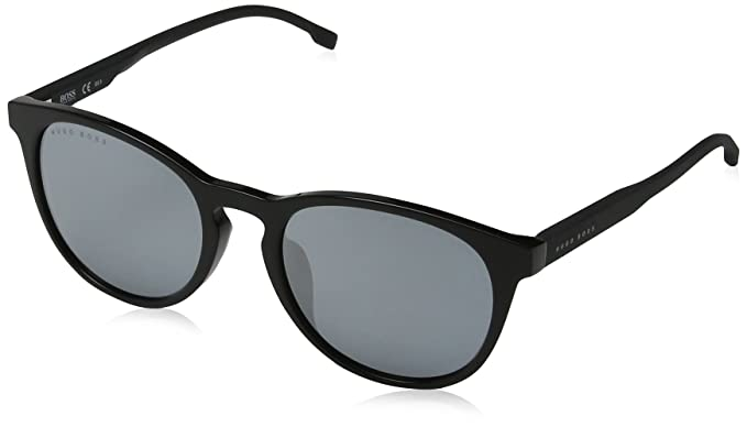 4639c36f67 Image Unavailable. Image not available for. Colour  BOSS by Hugo Boss Men s  Boss 0922 s Polarized Oval Sunglasses ...