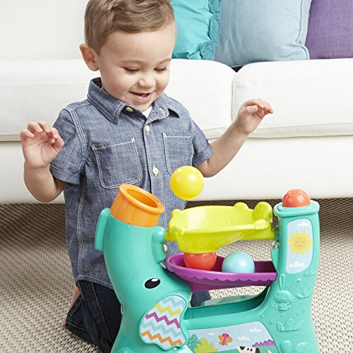 Playskool Chase n Go Ball Popper (Teal), Ages 9 Months and up by Playskool (Image #9)