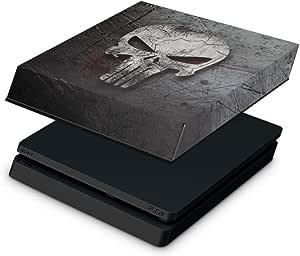 Capa Anti Poeira para PS4 Slim - The Punisher Justiceiro #b