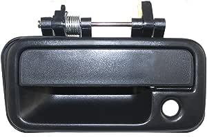 ISUZU PICKUP 92-94 AMIGO 89-94 BLACK OUTSIDE DOOR HANDLE IZ1311104 8944349741