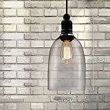 WINSOON Ecopower 1PC Light Vintage Hanging Big Bell