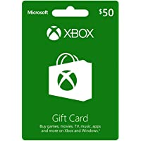 Amazon Best Sellers: Best Xbox One Points & Currency Cards