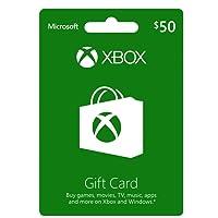 Membresía Xbox Live de $50 USD