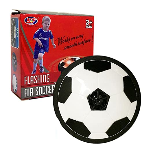 leegoal Aire de fútbol, (TM) Amazing balón con Potente LED luz ...