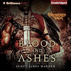 Blood and Ashes Audiobook