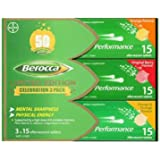Berocca Limited Edition Celebration 3 Pack 45 Count